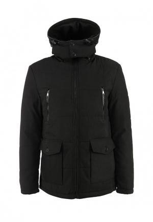 Куртка утепленная Bata. Цвет: черный