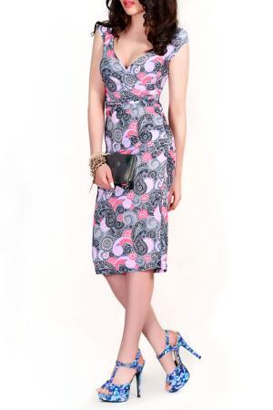Платье MONT PELLIER. Цвет: ниагара