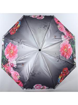 Зонт Magic Rain. Цвет: серый, зеленый, розовый