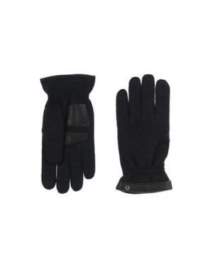 Перчатки DAL DOSSO®. Цвет: черный
