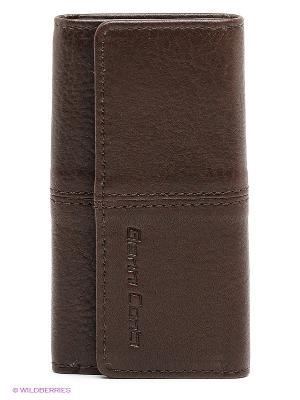 Ключница Gianni Conti. Цвет: коричневый