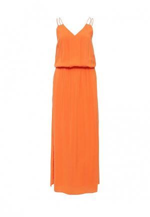 Платье Motivi. Цвет: оранжевый