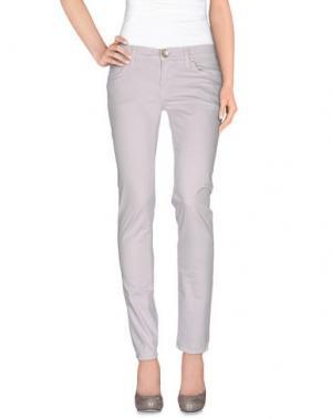 Повседневные брюки 2W2M. Цвет: сиреневый