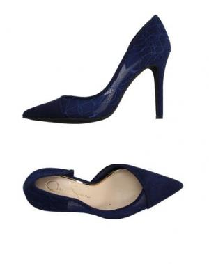 Туфли JESSICA SIMPSON. Цвет: темно-синий