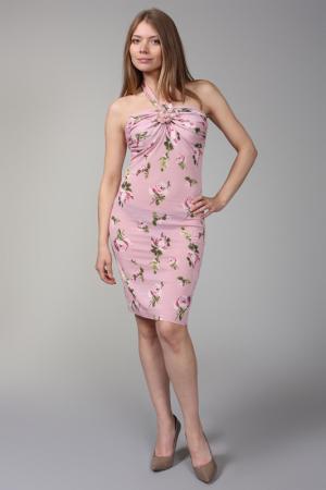 Платье Blugirl. Цвет: розовый