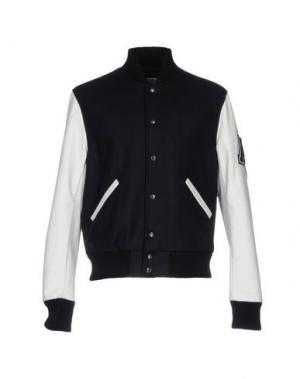 Куртка AMERICAN COLLEGE. Цвет: темно-синий