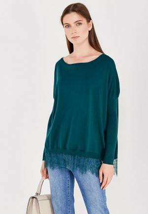 Джемпер Liu Jo Jeans. Цвет: зеленый