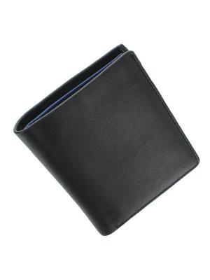 Бумажник Saber Visconti. Цвет: черный