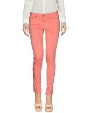 Повседневные брюки M!A F. Цвет: пастельно-розовый