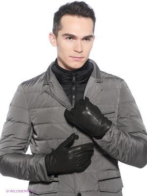 Перчатки Eleganzza. Цвет: антрацитовый, темно-серый