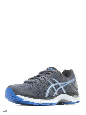 Кроссовки GEL-PHOENIX 8 ASICS. Цвет: серый, голубой, серебристый