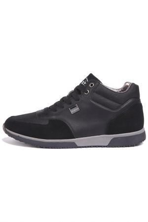 Кроссовки UN1TA. Цвет: черный