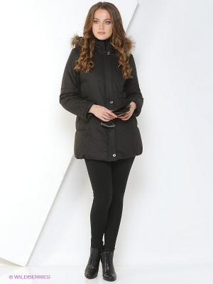 Куртка JASMIN Maritta. Цвет: черный