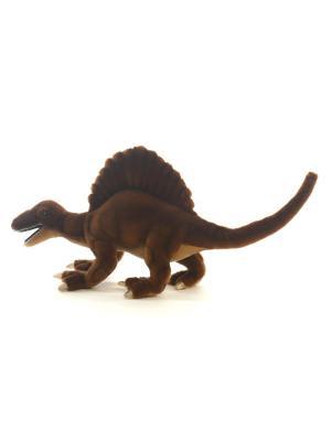 Спинозавр, 57 см. Hansa. Цвет: темно-коричневый