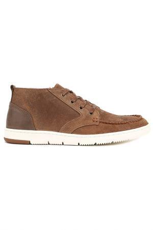 Ботинки Firetrap. Цвет: коричневый