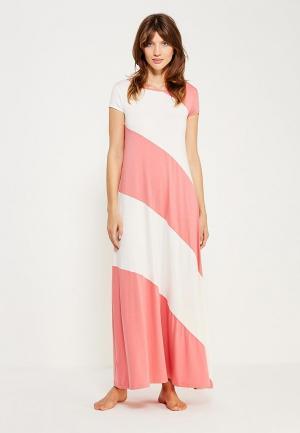 Платье Petit Pas. Цвет: коралловый