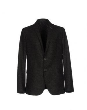 Пиджак CINQUE. Цвет: стальной серый