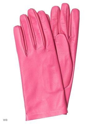 Перчатки MERCEDES-BENZ. Цвет: розовый