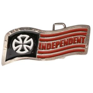 Пряжка  Quality Crafted Buckle Independent. Цвет: черный,красный