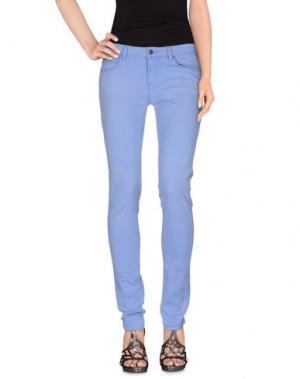 Джинсовые брюки SIWY. Цвет: небесно-голубой