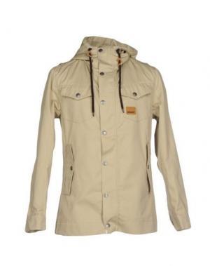 Куртка ENCORE. Цвет: бежевый