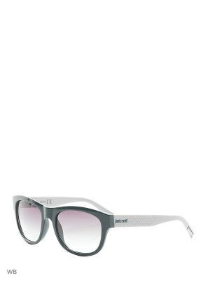 Солнцезащитные очки JC 559S 96 P Just Cavalli. Цвет: зеленый, серый