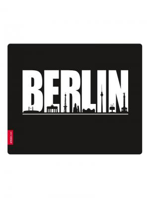 Коврик для мыши Speedlink SILK, Berlin. Цвет: черный