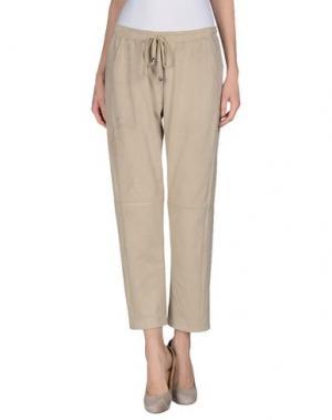 Повседневные брюки TWENTY-29. Цвет: бежевый