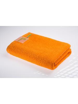 Полотенце махровое Re:Volution SPAOLLO. Цвет: оранжевый