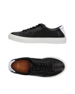 Низкие кеды и кроссовки ROYAL REPUBLIQ. Цвет: черный