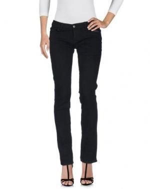 Джинсовые брюки KSUBI. Цвет: черный