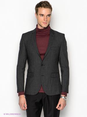 Пиджак SELECTED. Цвет: серый