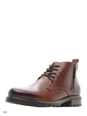 Ботинки DOCKERS.. Цвет: коричневый