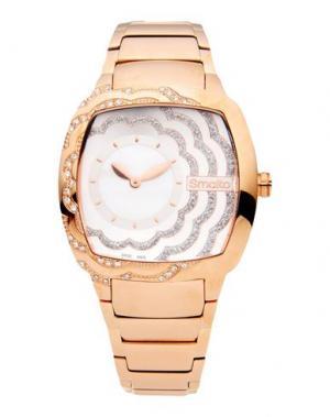 Наручные часы SMALTO. Цвет: медный