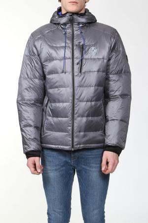 Куртка City One. Цвет: серый