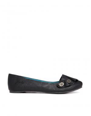 Туфли на плоской подошве  Peppermint Blowfish. Цвет: black relax