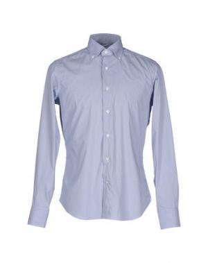 Pубашка MASTAI FERRETTI. Цвет: серый
