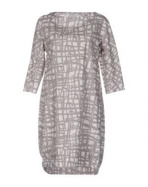 Короткое платье GUGLIELMINOTTI. Цвет: светло-розовый