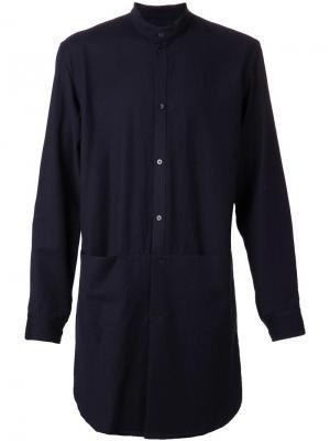 Длинная рубашка Sernet Tillmann Lauterbach. Цвет: чёрный