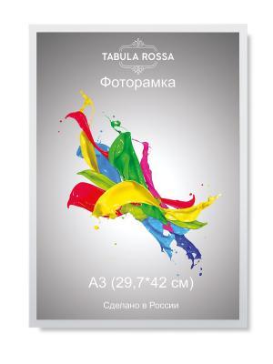 Фоторамка 29,7х42 №470 Tabula Rossa. Цвет: белый