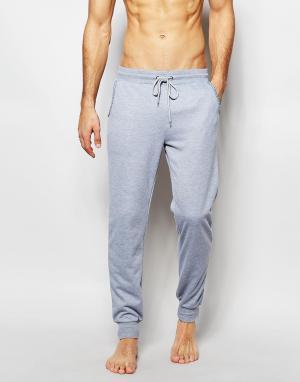 Rebel + Rogue Спортивные штаны с ацтекским принтом. Цвет: серый