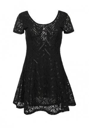 Платье Stella Morgan. Цвет: черный