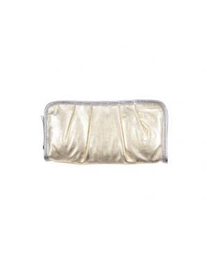 Бумажник CATERINA LUCCHI. Цвет: платиновый