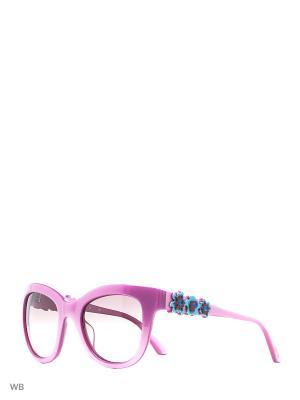 Солнцезащитные очки MI 763 03 Missoni. Цвет: розовый