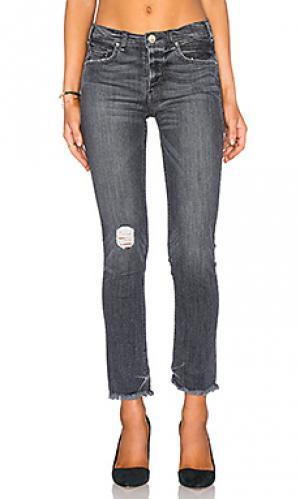Обрезанные укороченные джинсы valetta MCGUIRE. Цвет: none