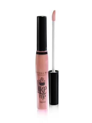 Блеск для губ Like Me №251 Victoria Shu. Цвет: розовый