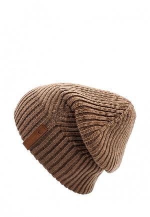 Шапка Maxval. Цвет: коричневый