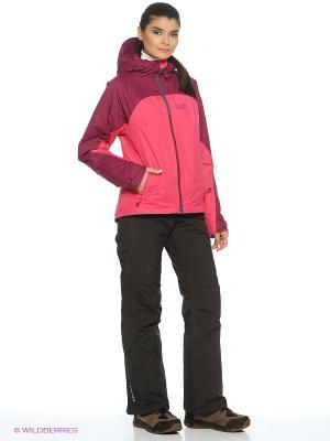 Куртка FIREBOW TEXAPORE JKT W Jack Wolfskin. Цвет: розовый