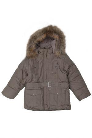 Куртка Arista. Цвет: бежевый