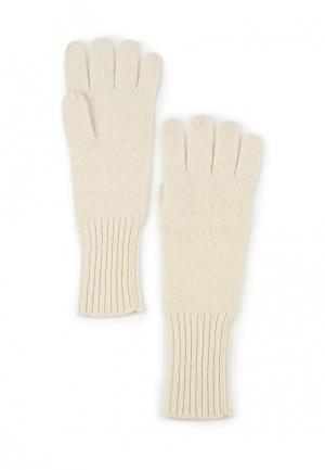 Перчатки Zaroo Cashmere. Цвет: белый